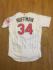 Jeff Hoffman Colorado Rockies Issued Mother's Day Pink Jersey 2017