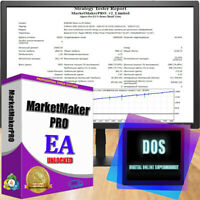 EA forex MarketMakerPRO reliable and profitable for MT4