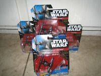 HOT WHEELS STAR WARS STARSHIPS FIRST ORDER SPECIAL FORCES TIE FIGHTER #2