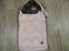 COLMAR hochwertiger Baby Fußsack Daunen rosa Gr. 6 ( 0-6 Monate ) NEU