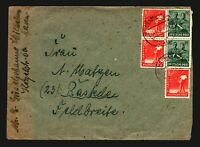 Germany 1948 Mass Franking Cover  - Z14154