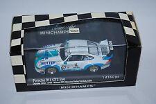 MINICHAMPS PORSCHE 911 GT2 DAYTONA 1998 430986797 NEUF/BOITE NEW/BOX 1/43