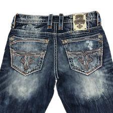 Rock Revival Jeans Herren Flann A204 Gr. 38/34 Alt.Straight  - NEU