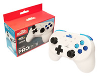 Old Skool  PROMini Wireless Controller for Nintendo Switch- Frost White
