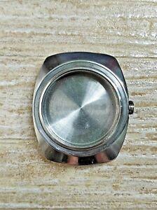 Wostok Watch Case AMPHIBIA Watch Body Wath Parts Vintage Soviet Watch. # 755.