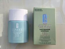Clinique - Anti Blemish Solutions BB Cream SPF 40 Deep 3,4.  BNIB