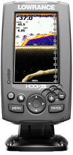 Lowrance HOOK 4x CHIRP mit 83/200 455/800 kHz HDI Geber Fischfinder Echolot