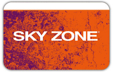 Sky Zone $80 Worth Gift Card New Rochelle NY Location ONLY
