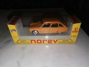 Citroen AMI 8 Norev - orange