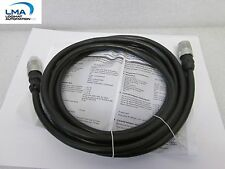 WKV 120 CABLE CORDSET 12-pin FEMALE/MALE CONNECTOR *** NEW
