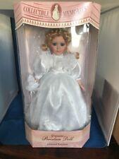 Collectible Memories Porcelain Doll Nancy Bride