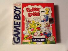 Bubble Bobble Part 2  (Nintendo Game Boy, 1993) NEW Sealed GB