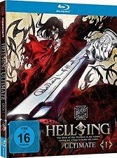 Hellsing Ultimate OVA Vol. 1 Blu-ray-edition