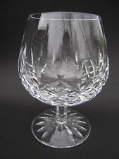 "WATERFORD Crystal Large Brandy Snifter 5-1/4"" tall ~ LISMORE PATTERN"