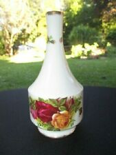 OLD COUNTRY ROSES ROYAL ALBERT BUD VASE TABLE ACCENT PLACE SETTING DECOR