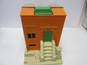 Vintage Playskool 123 Sesame Street Hooper's Store Playset jrs270