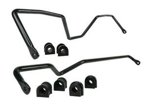 Whiteline Sway Bar Kit Front & Rear BNK016 fits Nissan Patrol 2.8 TDiC (GU), ...