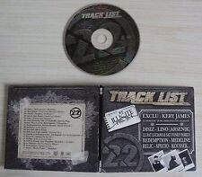 CD ALBUM DIGIPACK TRACK LIST 17 TITRES RAP FRANCAIS KERY JAMES DISIZ KERY JAMES