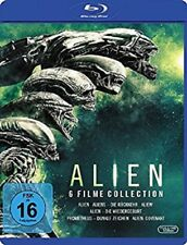Blue Ray Alien 6-film Collection