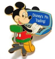 ESTATE  DISNEY COUNTDOWN TO MGM'S PIN CELEBRATION  MICKEY PIN TRADING COMPUTER