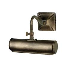 Artículos de iluminación de pared de interior de color principal negro de hierro