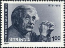India 1979 A Einstein/Scientists/Space/Science/Mathematics/People 1v (n39807b)