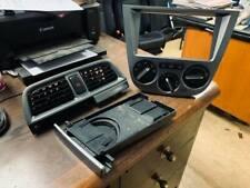 2001 - 2005 Subaru Impreza wrx STi stereo surround / heater surround /cup holder