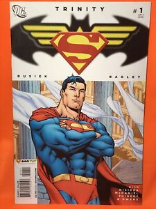 Superman Trinity #1 - Comic Book - June 4, 2008