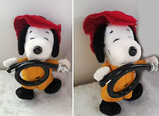 McDonald's Snoopy the Fireman toy (2001)