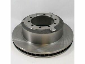 For 2008-2009 Sterling Truck Bullet 55 Brake Rotor Rear 43152GY Disc Brake Rotor