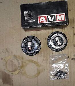 AVM 466 Manual Free Wheel Hubs Pair - DAIHATSU FOURTRAK F73/F78 SPL 26 Bolts 6