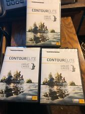 Humminbird Contour Elite Dvd Pc Software Great Lakes v3.0 600016-3