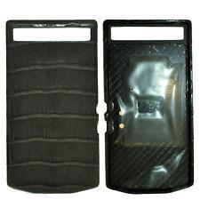 New Porsche Design Crocodile Skin Battery Door Cover for Blackberry P'9982