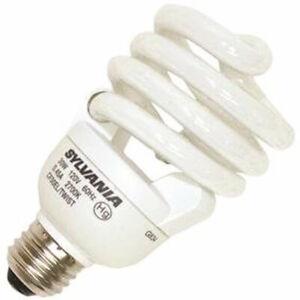 SYLVANIA 29792 - 30 Watt - CFL 125 W Equal - 2700K Warm White - 82 CRI - 67 Lume