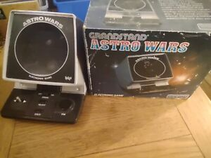 Grandstand Astro Wars Electronic Game Boxed Working