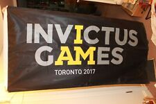 Invictus Games Toronto 2017, Military Injured Vet Games One Of Five Flags Made