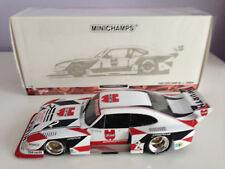 1:18 FORD Capri Zakspeed Gr.5 Turbo DRM 1981 Ludwig Würth Champion Minichamps