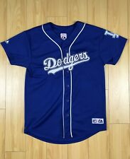 Los Angeles Dodgers Rafael Furcal Blue Jersey Youth Kids Size XL Majestic MLB