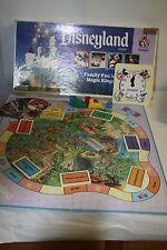 Vintage Parker Brothers Disneyland Board Game Magic Kingdom