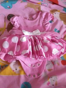Minnie Mouse Dressup Girls Dress 0-3m