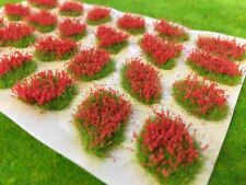 Serious-Play - Flower Patches Poppies - Flower Tufts - 10mm