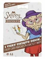 Snappy Dressers Card Game by Mattel