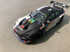 "Carrera Digital 132 30810 BMW M6 GT3 ""Schubert Motorsport"" Karosse + Chassis NEU"