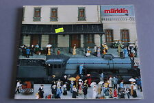 X248 MARKLIN Train catalogueHo 1988 1989 162 pages 26,5*22 cm F