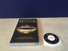 RINGERS LORD OF THE FANS FILM UMD VIDEO SONY PSP FR