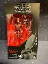 2020 Star Wars Black Series 6 inch #108 Battle Droid Geonosis c8/9
