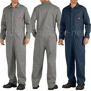 Dickies Coveralls Flame-Resistant Mens Coveralls Certified NFPA 2112 / HRC2