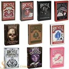 Uspcc Bicycle Bee Hoyle Aristocrat Kem Maverick Poker Magic Playing Cards