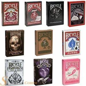 USPCC Bicycle Bee Hoyle Aristocrat KEM Maverick Poker Magic Playing Cards