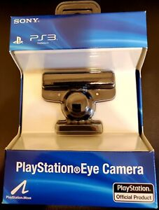 Sony PlayStation 3 PS3 Eye Camera New & Factory Sealed